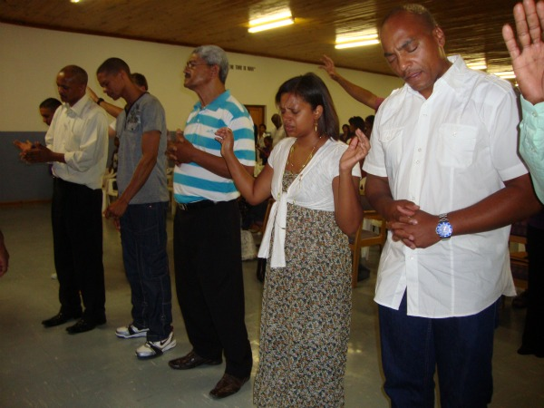 Church planters seeking the Lord in Cape Town, South Africa